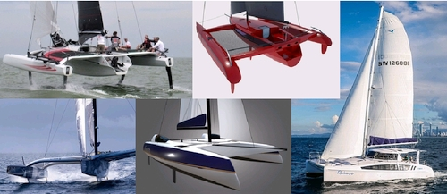 Cover Multihull Report